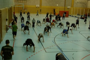 CrossFit Level 1 Certification in Basel