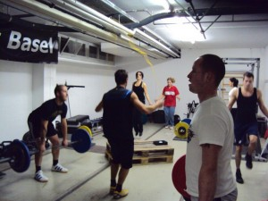 CrossFit Basel - Great clients, great training
