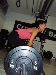 Sabine - Deadlift