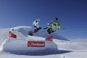 Swiss Snowboardcross
