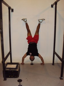 Handstand-Push up