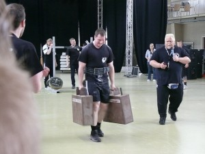 Michi 200kg Farmers Walk