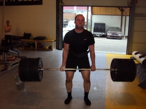 Today: Heavy Deadlifts