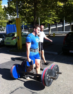 CrossFit Basel meets Strongman 2011