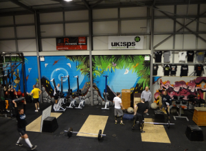 Crossfit box in Manchester