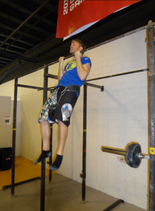 Pull-ups with weight