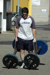 Reto 90kg Farmers Walk, 60m @CrossFit meets Strongman