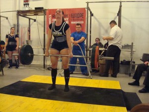 Tanja: 160kg Deadlift => Are you stronger than her?