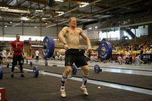 Team Member Regionals, CrossFit Basel: Tom Schwander