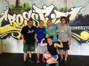 CrossFit Somerville says hello!