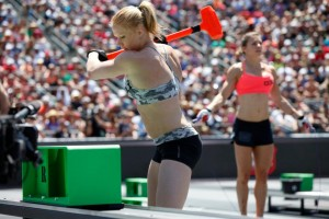 Annie Thorisdottir, Iceland, 22 - repeated CrossFit Games Champion 2011 and 2012