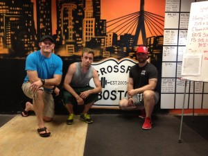 Cool people, great WOD – CrossFit Boston
