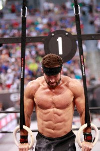 Rich Froning, USA - Winner 2011 and 2012