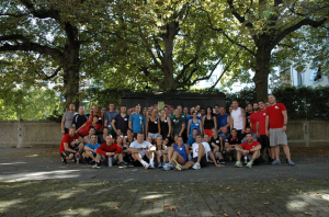 CrossFit Level 1 Course Aug 2012