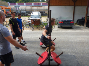 Strong(WO)mantraining 15. Sept 2012.