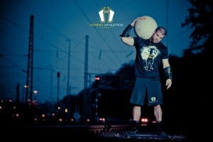 Rob Orlando - CrossFit Games Competitor and former Strongman