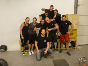 Teams CrossFit Basel
