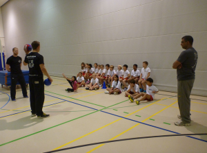 CrossFit Dodgeball @ Internationl School