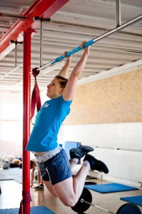Melissa Wegner: CrossFit Regionals Europe 2011