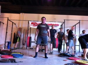 Rob Powell: CrossFit Games Masters