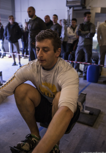 Does the workout make you nervous?…It should