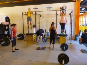 CrossFit Team CHallenge - Event 1