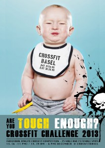 Tough Enough Flyer