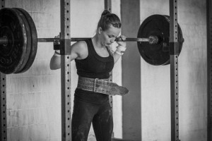 Backsquat - Jessica Preiss