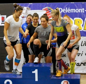 Olympic Weightlifting Competition in Moutier