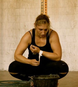 Nadine Steinger - Are You Tough Enough 2014
