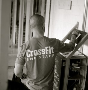 Strongman Course @ CrossFIt Basel