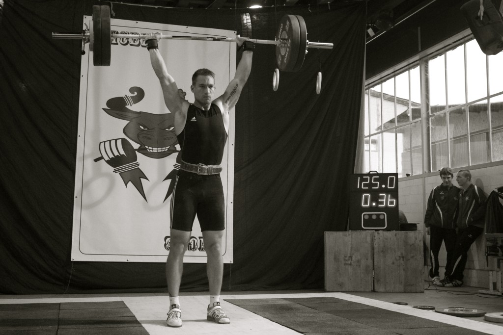 'You just can't beat the person who never gives up.' Babe Ruth