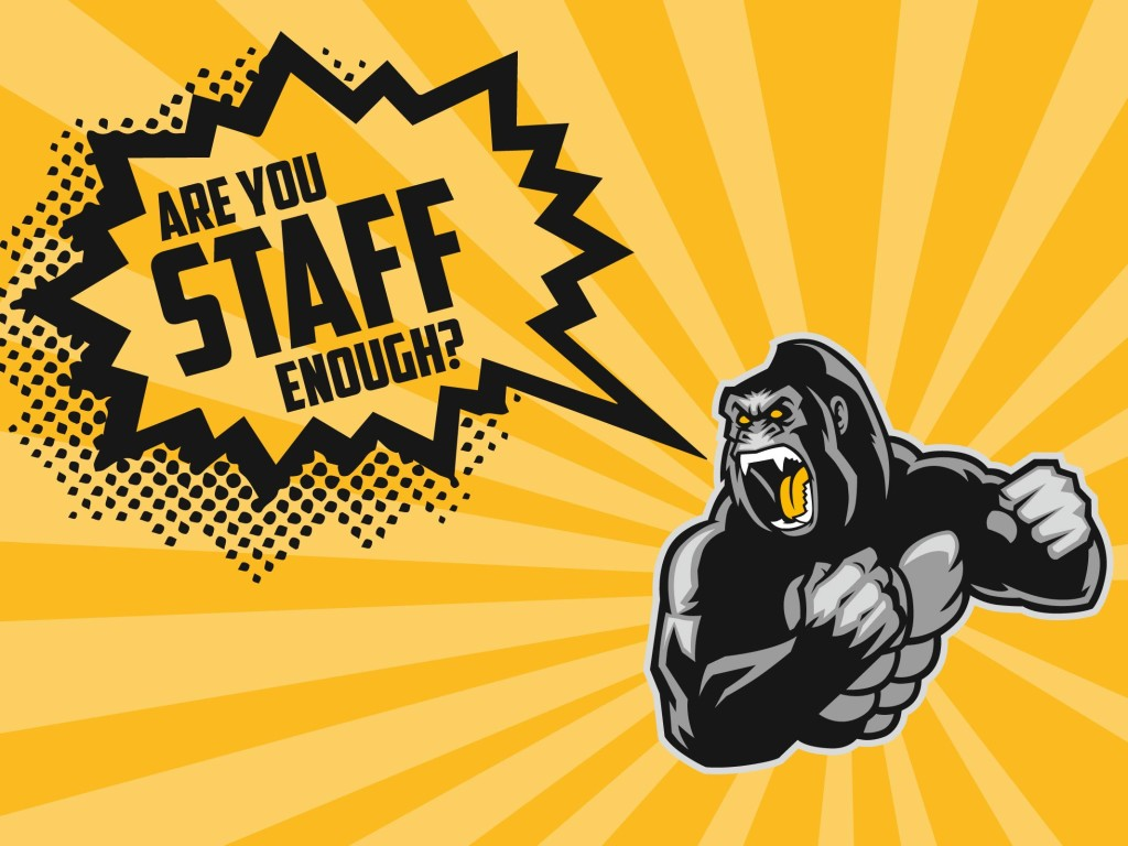 Are You Staff enough