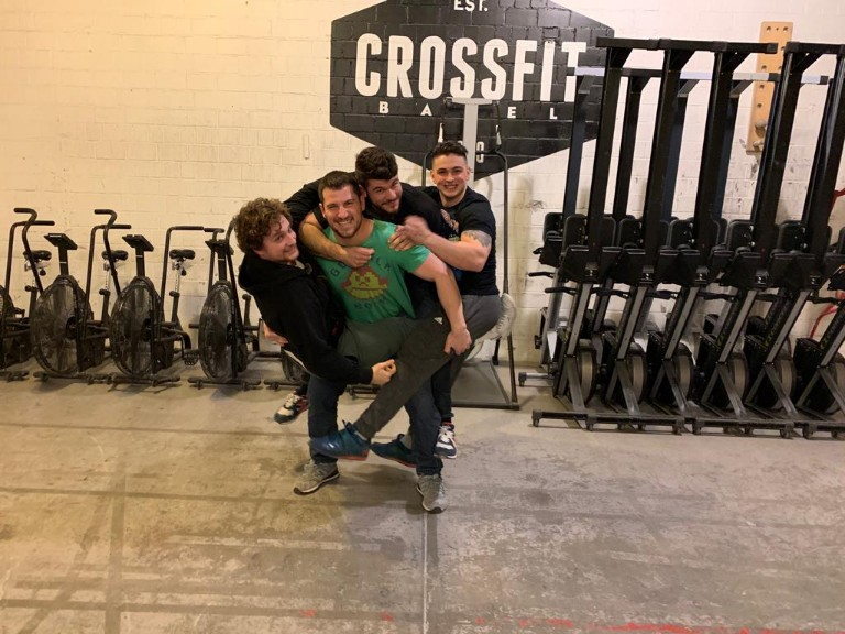 Powerlifting | CrossFit Basel